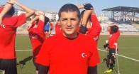 U18 AMPUTE FUTBOL MİLLİ TAKIM YRD. ANTRENÖRÜ FATİH ERDAŞ İLE RÖPORTAJ