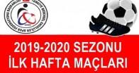 2019-2020 SEZONU 3 KASIM'DA BAŞLIYOR