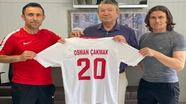 OSMAN ÇAKMAK'TAN BALTALI GRUP DENİZLİ ZİYARETİ