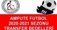 2020-2021 SEZONU TRANSFER BEDELLERİ
