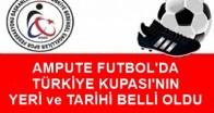 AMPUTE FUTBOL 2020 TÜRKİYE KUPASI