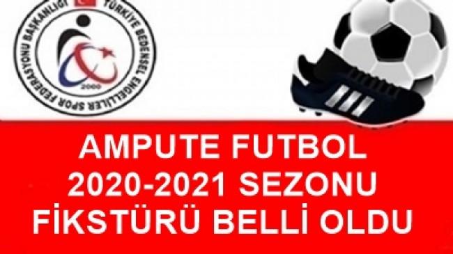 2020-2021 SEZONU FİKSTÜRÜ BELLİ OLDU