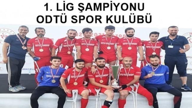 ŞAMPİYON ODTÜ SPOR KULÜBÜ