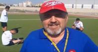 U18 AMPUTE FUTBOL MİLLİ TAKIM KALECİ ANTRENÖRÜ İLHAN ELMALI İLE RÖPORTAJ